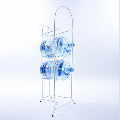 Metāla stends ūdens pudelēm