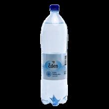 Eden gāzēts dzeramais ūdens PET pudelē 1,5l