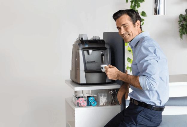 Izplatīšana un kafijas pakalpojumi