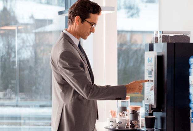 Kafijas pupiņas uzņēmumiem