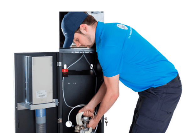 Water technical service