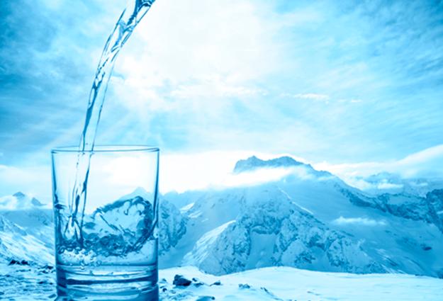 Eden Springs water