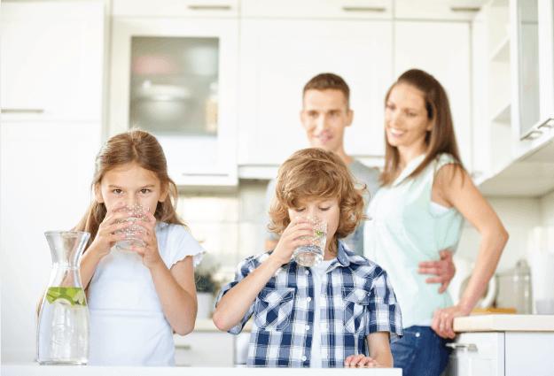 Dzeramais ūdens piegāde uz mājām