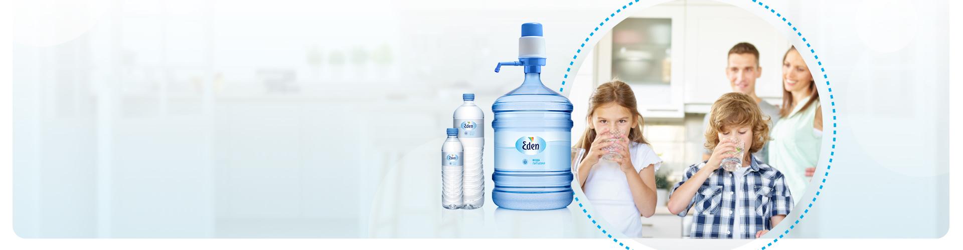 Dzeramais ūdens piegāde uz mājām #stayhome